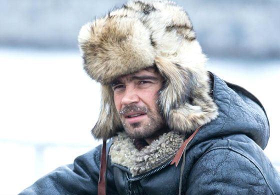 Петр Федоров сыграл капитана ледокола «Михаил Громов»