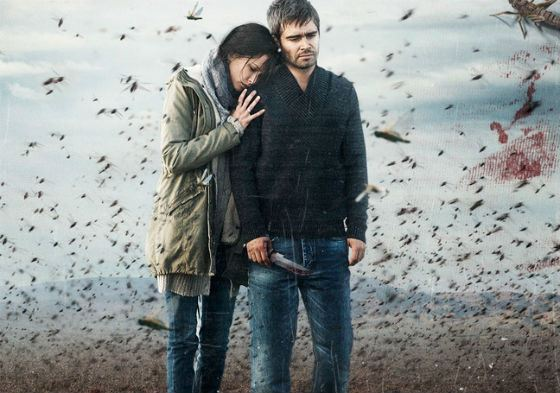 В «Саранче» было немало постельных сцен с Федоровым и Андреевой
