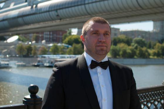 Дмитрий Потапенко - деятельный и продуктивный человек