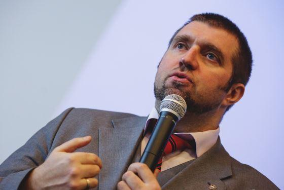 Дмитрий Потапенко с детства имеет «предпринимательскую жилку»