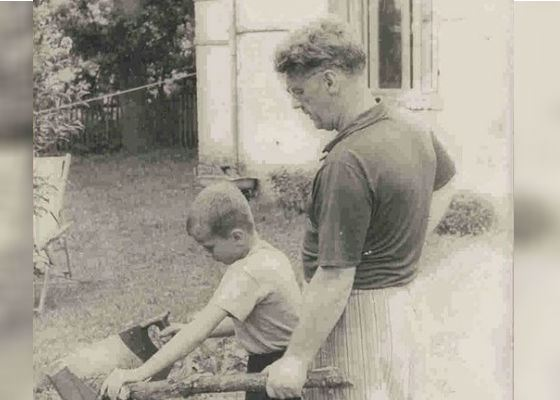 Отец Задорнова был известным писателем