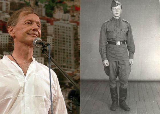Михаил Задорнов служил в ракетных войсках