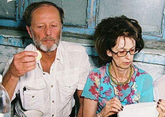 Велта Калнберзина – первая жена Михаила Задорнова