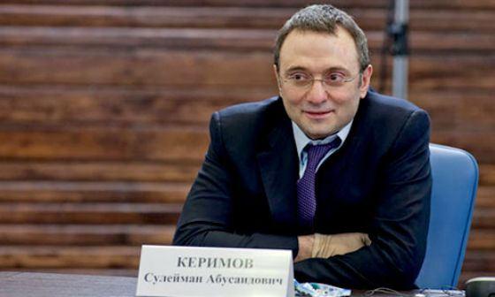 Предприниматель, политик и меценат Сулейман Керимов