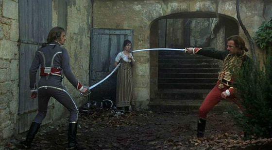 Кадр из фильма «Дуэлянты» (1977)