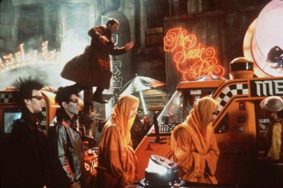 «Бегущий по лезвию» – классика кинофантастики