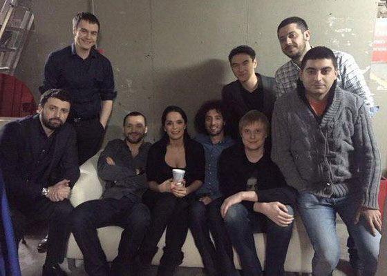 Юлия Ахмедова и команда Stand UP