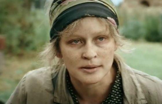 Юлия Пересильд в образе Нины Кривовяз («Палач»)