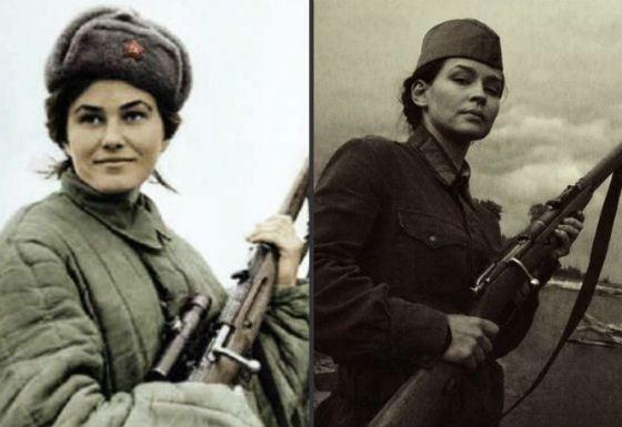 Юлия Пересильд даже внешне похожа на свою героиню