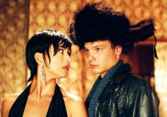 Алексей Чадов и Жанна Фриске (кадр из «Дневного дозора»