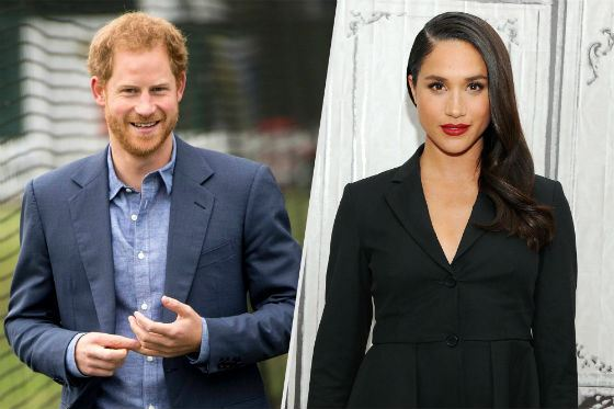 В 2016 принц Гарри начал встречаться с актрисой Меган Маркл