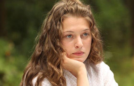 Александра Никифорова мечтает вернуться в театр