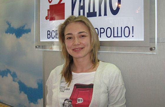 Оксана Акиньшина без макияжа