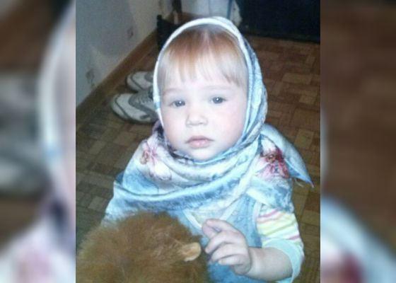 Детское фото Оксаны Акиньшиной