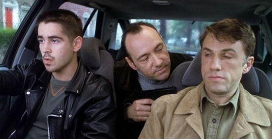 Молодой Колин Фаррелл в фильме «Обыкновенный преступник»
