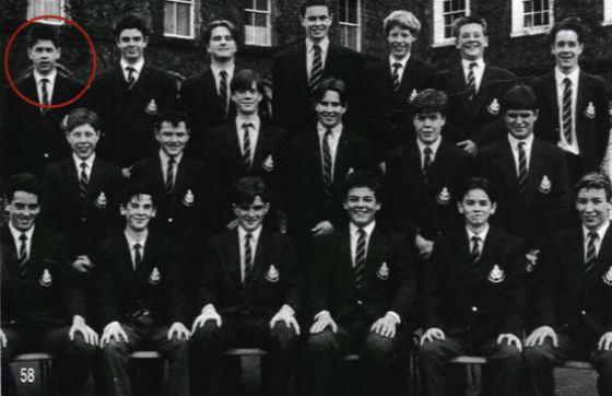 В St. Brigid's National School Castleknock