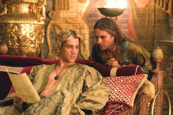 «Алекснадр»: Колин Фаррелл и Джаред Лето показали настоящую мужскую дружбу