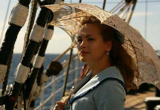 Кадр из фильма «Пассажирка»