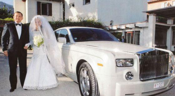 Свадьба Анны Горшковой прошла в Монако