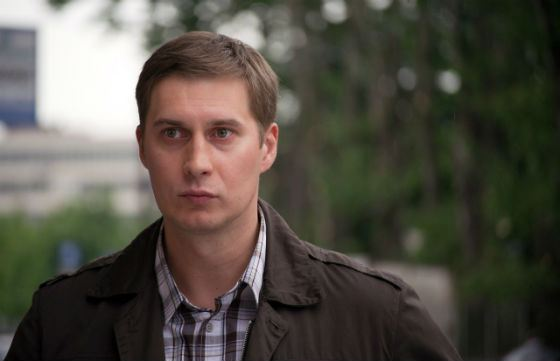 Знаменитый украинский актер Яков Кучеревский
