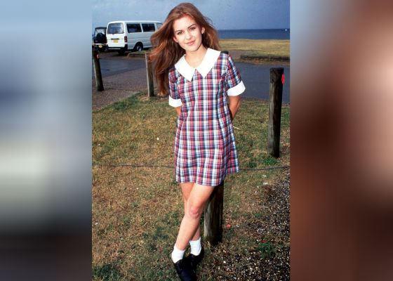 Молодая Айла Фишер в сериале «Home and Away»
