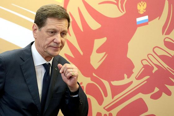 Александр Жуков стал вице-премьером