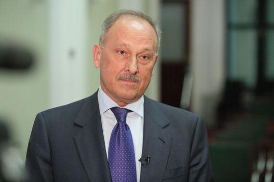 Владимир Дмитриев возглавлял посольство в Щвеции