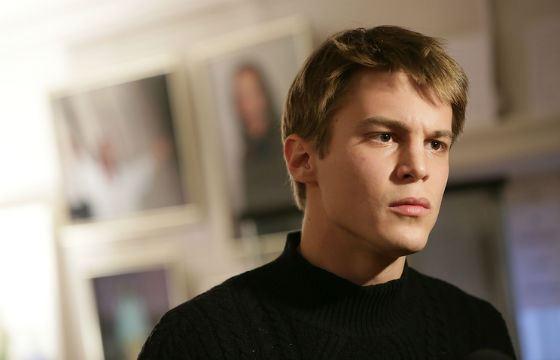 Молодой и перспективный актер Иван Янковский