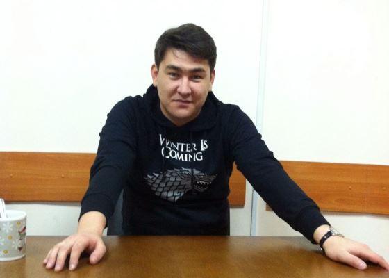 Азамат Мусагалиев выбрал КВН
