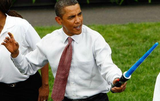 Президенту не чужды юмор и самоирония