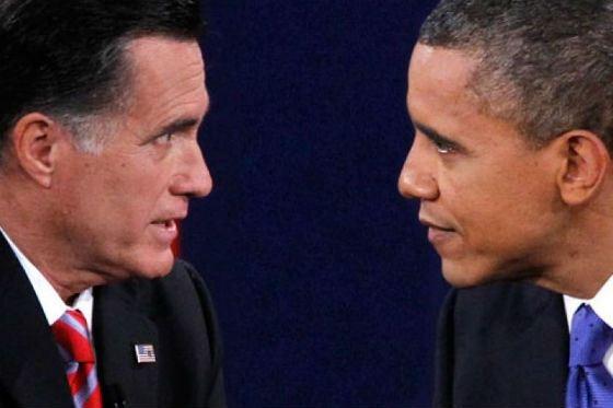 В 2012 соперником Обамы стал республиканец Митт Ромни