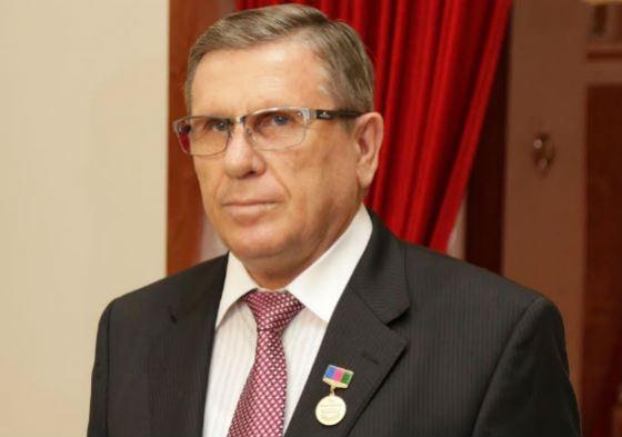 Глава банка «Кубань Кредит» Виктор Бударин
