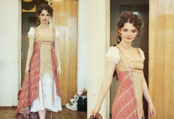 Елизавета обожает «костюмированные» роли