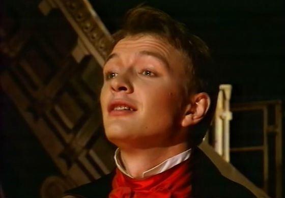 Марат Башаров в спектакле Олега Меньшикова «Горе от ума»