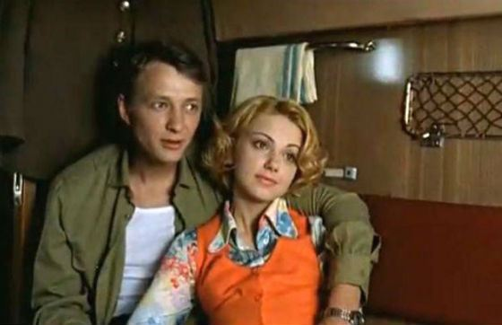 Марат Башаров и Ольга Будина («Граница. Таежный роман»)