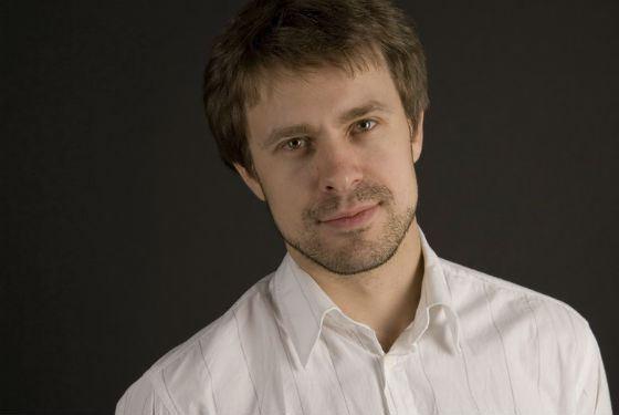 Актер театра и кино Сергей Перегудов