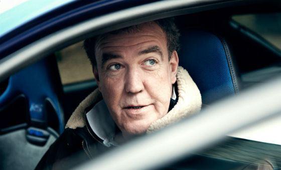Символ автомобильного шоу Top Gear Джереми Кларксон