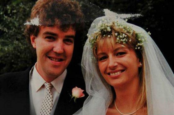 Джереми Кларксон и его первая жена