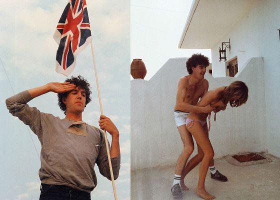 Молодой Джереми Кларксон (1984 год)