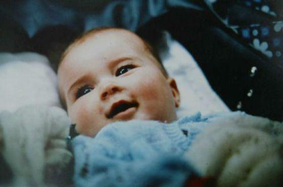 Первое детское фото Орландо Блума