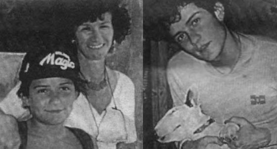 Фото из семейного архива Орландо Блума