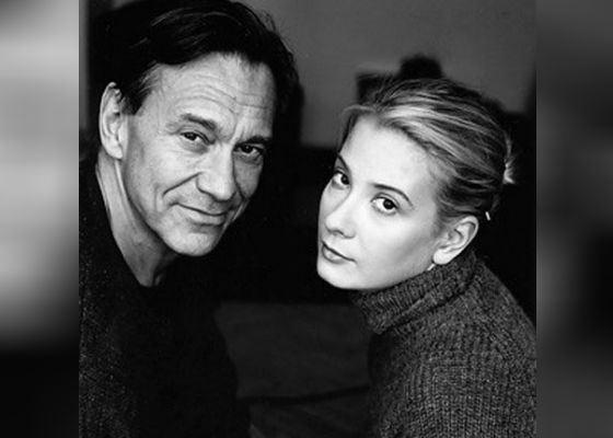 История любви Высоцкой и Кончаловского началась в Сочи в 1996 году