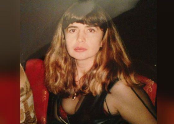 Ирина Агибалова в молодости