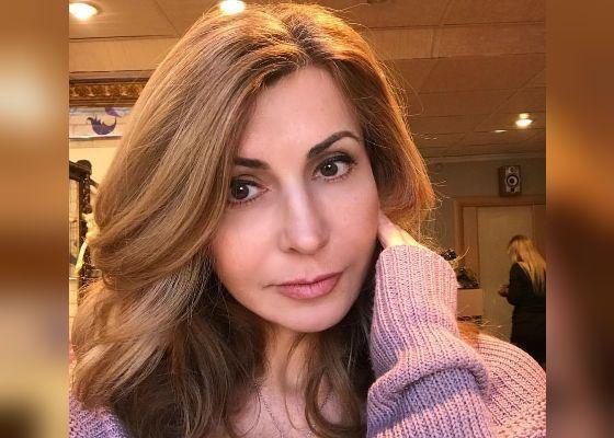 Ирина Агибалова сменила имидж