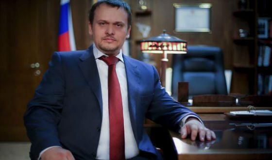 Врио губернатора Новгородской области Андрей Никитин