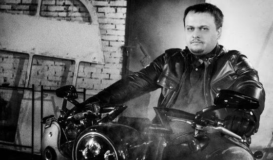 Андрей Никитин увлекается мотоспортом