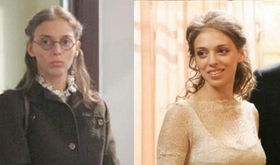 Катя Пушкарева до и после преображения