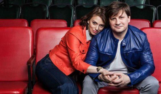 Нелли Уварова и ее муж Александр Гришин