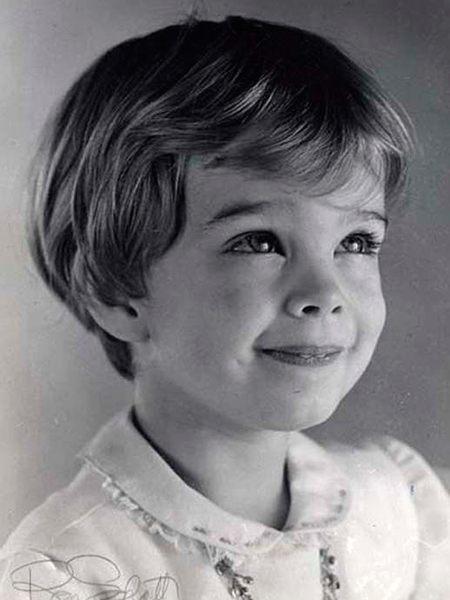 Брук Шилдс в детстве