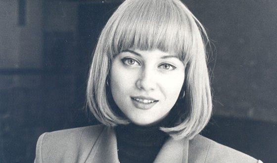 В молодости Лена Ленина работала на телевидении Новосибирска